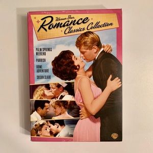 Vintage Warner Bros Romance Classics Collection